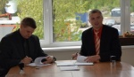 Vilniaus pataisos namų ir profesinės sąjungos vadovai pasirašė Kolektyvinę sutartį