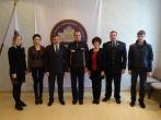 Naujai priimti pareigūnai prisiekė Lietuvos valstybei