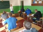 Egzaminai prasidėjo ir Alytaus pataisos namuose