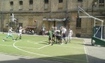 Lukiškių tardymo izoliatoriuje-kalėjime prasidėjo kasmetinės krepšinio varžybos