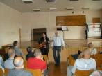 Misionierių iš JAV  apsilankymas Vilniaus pataisos namuose