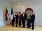 Lietuvos valstybei prisiekė tarnauti naujai priimti pareigūnai