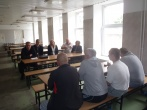 Nuteistieji susitiko su Kalėjimų departamento atstovais