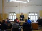 Lukiškių tardymo izoliatoriuje-kalėjime vyko Konstitucijos egzaminas