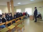 Mokymai korupcijos prevencijos tema