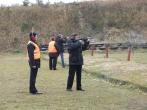 Įstaigos pareigūnai varžėsi šaudymo rungtyse