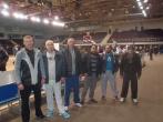 Pirmą kartą romų tautybės nuteistieji stebėjo varžybas sporto rūmuose