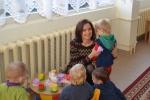 Pareigūnai apsilankė kūdikių namuose