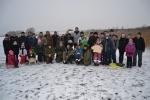 Su kolektyvu smagu ir žiemą pramogauti