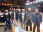 Nuteistieji stebėjo krepšinio varžybas