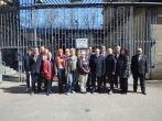Lietuvos Respublikos užsienio reikalų ministerijos darbuotojų pažintinis vizitas įstaigoje
