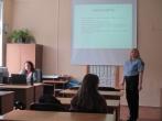 Susitikimas su Molėtų gimnazijos vyresniųjų klasių moksleiviais
