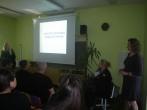 Susitikimas su Naujojo Daugėliškio mokyklos-daugiafunkcio centro mokytojais nei moksleiviais