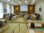 Probacijos tarnybos veiklos pristatymas Raseinių rajono tarybos posėdyje