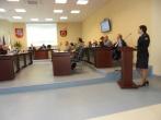 Probacijos tarnybos veiklos pristatymas Akmenės rajono savivaldybės tarybos posėdyje