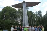 Nepilnamečių žygis po istorines Rokiškio krašto vietas
