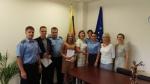 Lietuvos valstybei prisiekė du nauji probacijos pareigūnai