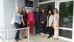Kauno apygardos probacijos tarnybos mediatorės dalinosi patirtimi Šiauliuose