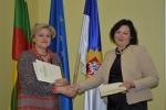 Kalėjimų departamentas ir Lietuvos teisės institutas stiprina bendradarbiavimą