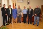 Kauno tardymo izoliatoriuje lankėsi Čekijos Respublikos kalėjimų tarnybos delegacija