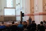 Vilniaus priklausomybės ligų centro direktoriaus pavaduotojos dr. Aušros Širvinskienės paskaita įstaigoje laikomiems asmenims