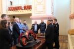Norvegijos bausmių vykdymo sistemos darbuotojų delegacijos vizitas įstaigoje