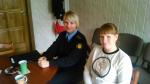 Susitikimas su Zarasų žemės ūkio mokyklos soc. pedagoge