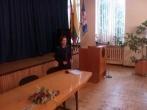 Pasitarimas su Panevėžio apskrities vyriausiojo policijos komisariato Rokiškio rajono policijos komisariato pareigūnais