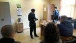 Elektroninės stebėjimo įrangos pristatymas Klaipėdoje
