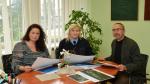 Susitikimas su Utenos teritorinės darbo biržos Molėtų skyriaus vedėju ir specialistais