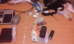 Bandymas perduoti didelį kiekį narkotinių medžiagų nepavyko