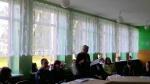 """Susitikimas-diskusija vaikų socializacijos centre """"Širvėna""""  tema """"Laisvė – tai teisė daryti viską, ką leidžia įstatymas"""""""