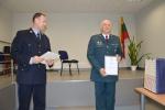 Dalyvavimas Policijos dienos minėjime Palangos m. policijos komisariate