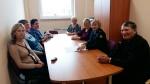 Susitikimas su Šiallės rajono seniūnijų darbuotojais