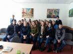 Mokiniai domisi probacijos tarnybų veikla