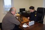 Šachmatų, šaškių ir nardų varžybos Vilniaus pataisos namuose