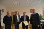 Šilalės rajono savivaldybės dovana Klaipėdos apygardos probacijos tarnybai