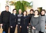 Susitikimas su Rokiškio rajono savivaldybės Kamajų seniūnijos seniūne ir jos darbuotojais