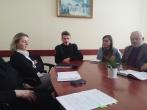 Susitikimas su Rietavo savivaldybės institucijų atstovais