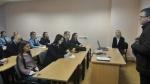 Mokymai apie mediacijos atvejų atranką Klaipėdos APT pareigūnams
