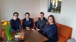 Bendradarbiavimas su Plungės socialiniu centru