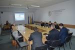 Gerąją patirtimi dalintasi su Kauno nepilnamečių tardymo izoliatoriaus - pataisos namų pareigūnais