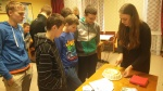 Ugdymo pamoka  Kauno vaikų socializacijos centre
