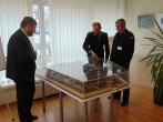 Seimo Žmogaus teisių komiteto pirmininkas lankėsi Marijampolės pataisos namuose