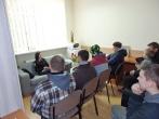Susitikimas su policijos bendruomenės pareigūne
