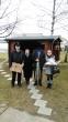 Vilniaus pusiaukelės namų darbuotojai ir nuteistasis buvo pakviesti į šventę