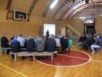Susitikimas Kauno nepilnamečių tardymo izoliatoriuje - pataisos namuose dėl mediacijos