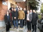 Svečiai iš Makedonijos Vilniaus pusiaukelės namuose