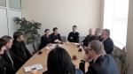 Tarpinstitucinis susitikimas Joniškyje