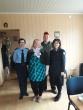 Susitikimas su Pakriaunių kaimo bendruomenės pirmininke bei bendruomenės nariais